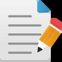 иконки редактировать, редактировать документ, document edit,
