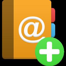 иконки добавить, добавить контакт, address book add,
