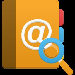 иконки контакты, address book,