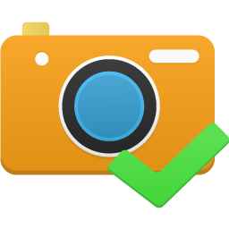 иконки фотоаппарат, camera accept,