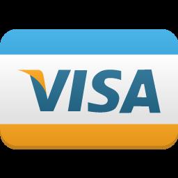 иконки visa, кредитка, пластиковая карточка, банковская карточка, payment card,