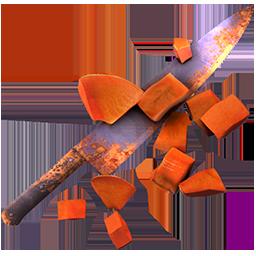 иконка нож, хэллоуин, knife,