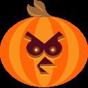 иконки тыква, хэллоуин, bird,