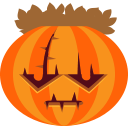 иконки  тыква, хэллоуин, frankenstein,