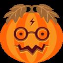 иконки хэллоуин, тыква, potter,