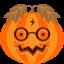 иконка хэллоуин, тыква, potter,