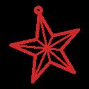 иконки  звезда, новый год, рождество, рождественская звезда, christmas, star,