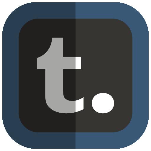 иконка timblr,