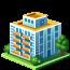 иконки здание, недвижимость, апартаменты, apartment,
