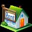 иконки  аренда, дом, недвижимость, house, rent,