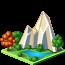 иконки природа, горы, lands,