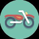 иконки мотоцикл, транспорт, motorcycle,