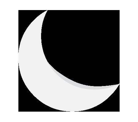 иконка луна, месяц, moon,