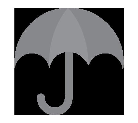 иконки зонт, зонтик, protection,