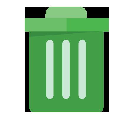 иконки  корзина, мусорный бак, мусорный контейнер, мусорка, delete,