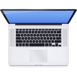 иконка macbook, ноутбук, apple,