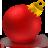 иконки новогодний шарик, новый год, ball,