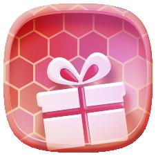 иконки подарок, подарки,