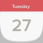 иконки календарь, дата,