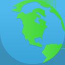 иконки планета, интернет, globe,