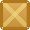 иконка коробка, ящик, packing,