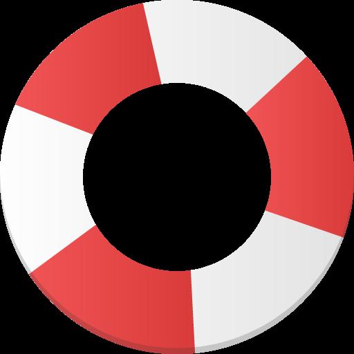 иконка помощь, спасательный круг, help,