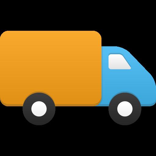 иконка доставка, грузовик, truck,