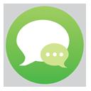 иконки  сообщение, общение, ios7, messages,