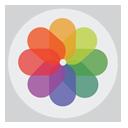 иконки  изображения, фотографии, ios7, preview,