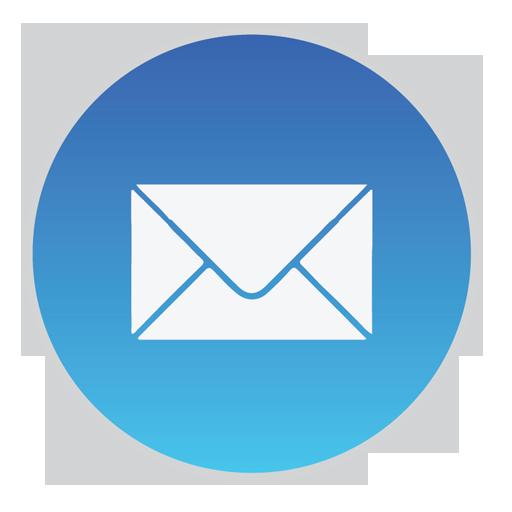 иконка ios, mail, почта, письмо, конверт,