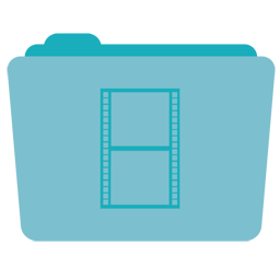 иконки видео, мои видеозаписи, папка, movies,