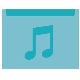 иконки музыка, мои видеозаписи, папка, music,