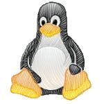 иконки пингвин, linux,
