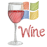 иконка wine, вино,