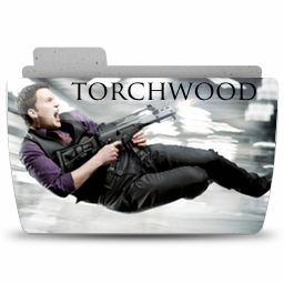 иконки папка, торчвуд, folder, torchwood,