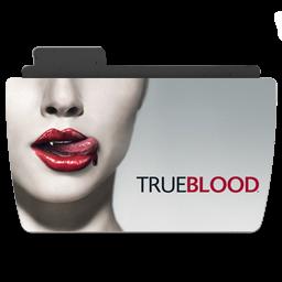 иконки папка, настоящая кровь, folder, trueblood,