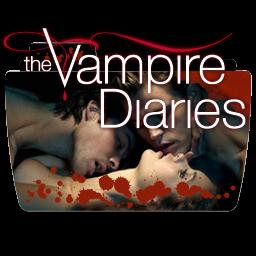 иконки папка, дневники вампира, folder,