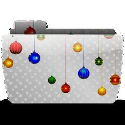 иконки папка, folder, рождество, новый год, xmas,