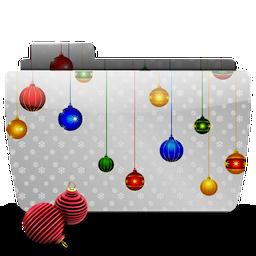 иконки папка, рождество, новый год, folder, xmas,