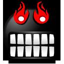 иконки гнев, смайл, смайлик, anger,
