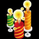 иконка свечи, свеча, candles,