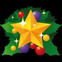 иконки рождественская звезда, рождество, новый год, праздник, christmas star,