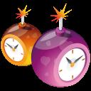 иконки часы, будильник,  время, clocks,