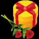 иконки подарок, роза, предложение, gift, rose,