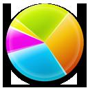 иконки график, диаграмма, статистика, отчет, chart,
