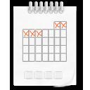 иконки календарь, calender,