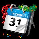 иконка календарь, новый год, calendar,