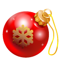иконки рождественский шарик, новогодний шар, елочное украшение, christmas, toy,