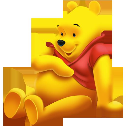 иконки дисней, виини пух, медведь, медвежонок, winnie the pooh, winnie,