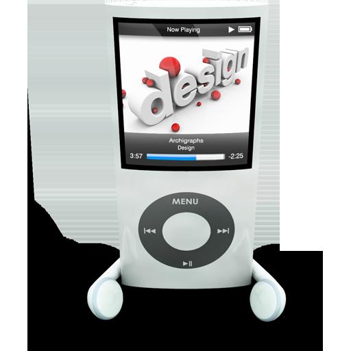 иконка ipod,
